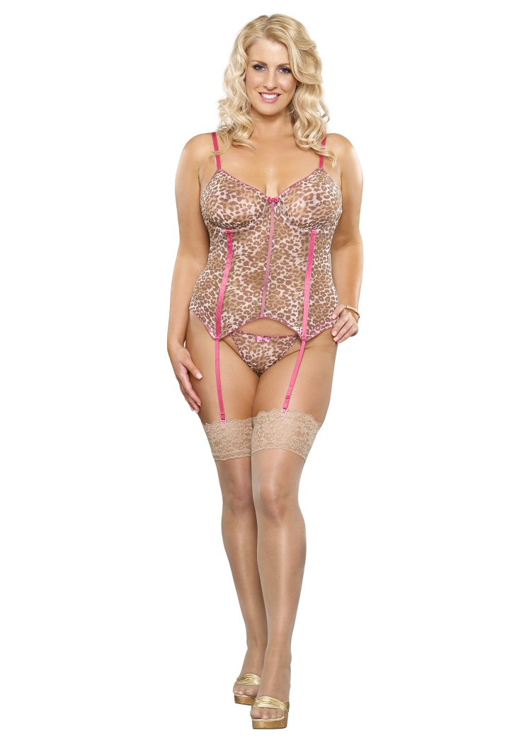 sexy womens plus lingerie size